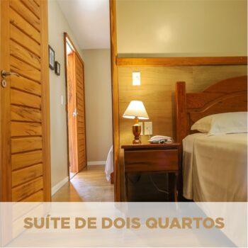 Suite de dois quartos